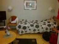 Lahden kodin olohuone
